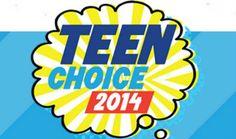 teen choice awards is on tonight 8/10/14 wooooo.