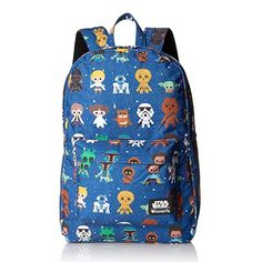 5df96fdbc92 Women s Backpack Nylon Star Wars Classic All Over Print Kids Backpack bag  Fast shipping school bags