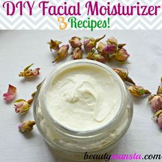 Someone recently asked me for a facial recipe to help treat...Remember: these shea butter facial moisturizer recipes should be used every day, preferably...