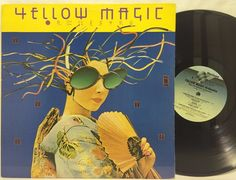 Yellow Magic Orchestra Self Titled 1979 Horizon LP #Vinyl Record