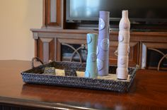Sculpey® III Extruded Vases