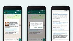 WhatsApp bojuje sdezinformáciami. Ponúka možnosť overania faktov