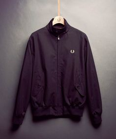 Fred Perry - Harrington Jacket Tartan Lined Classic Outfits, Casual Outfits, Fashion Outfits, Fred Perry Harrington Jacket, Tennis Clothes, Nike Clothes, Stella Mccartney Tennis, Tennis Fashion, Classy Casual