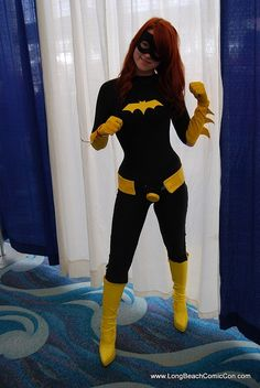 Batgirl cosplay. View more EPIC cosplay at http://pinterest.com/SuburbanFandom/cosplay/