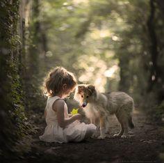 in a shady park... by Elena Shumilova on 500px