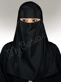 Niqab, Burkha, Niqub