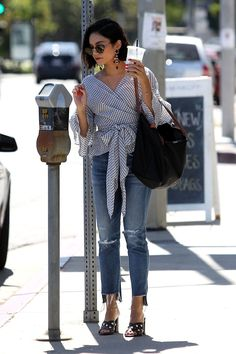 Hudgens Online, Vanessa Hudgens heading to Rebecca Minkoff in...
