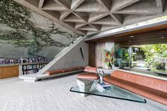 Gallery of John Lautner's Goldstein House Gifted to LACMA by its Owner - 3