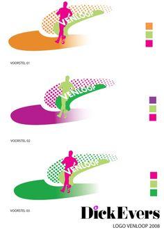 De 1/2 marathon van Venlo