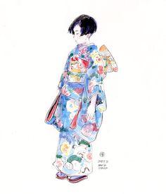 Virtual Memory, Makita, Japan Art, Art Boards, Disney Characters, Fictional Characters, Novels, Culture, Japanese