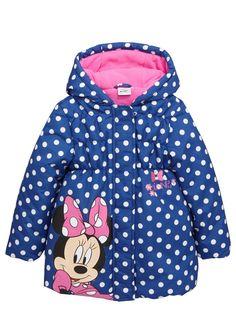 Disney Frozen Girls Minnie Padded Coat | very.co.uk