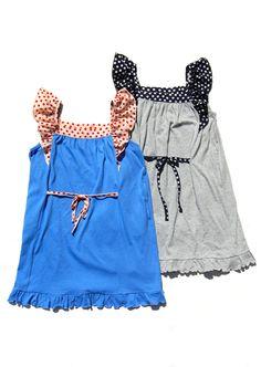 Style22 ワンピース [#221130](Blue/Gray) ¥6,195~