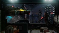 """""""Neighborhood is Going to Hell"""" by #AsifAli.  #sciencefiction #scifi"""