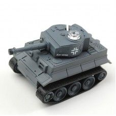 NEW Mini Radio Control Simulated Tiger Tank-7 Model (49MHz)