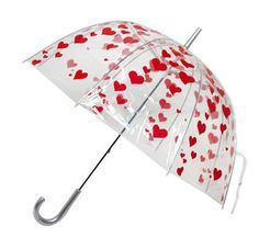 cherry red heart umbrella  http://rstyle.me/n/bvv73pdpe