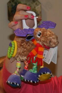 Moose Baby Shower Cakes   This Moose was one of my favorite toys!