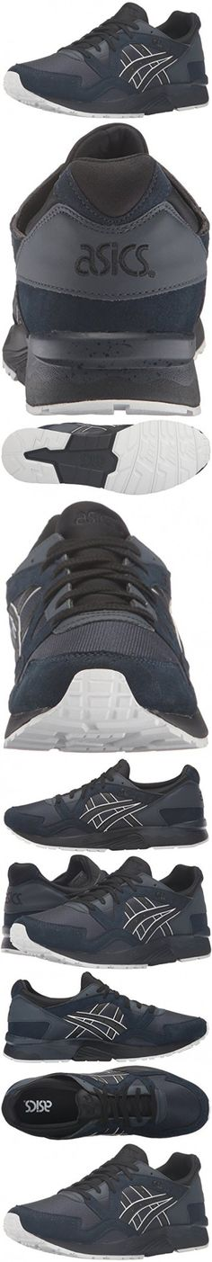 ASICS Men's Gel-Lyte V Fashion Sneaker, India Ink/Black, 5.5 M US
