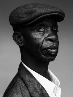 """People of Mercy :: Stephan Vanfleteren With his """"People of Mercy"""" series,Vanfleteren tried to put a reconigsable face on the sick or disabled Guineans who are looking for help on the moored hospital ship,African Mercy. Face Drawing Reference, Human Reference, Photo Reference, Black And White Portraits, Black And White Photography, Photo Portrait, Portrait Photography, Fotografie Portraits, World Press Photo"""