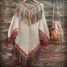 Feito à mão em Crochet  92