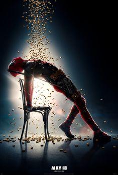Das neue Deadpool 2 Poster.