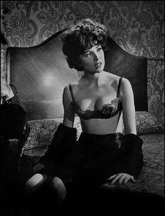 Shirley MacLaine, Irma la Douce, 1962.