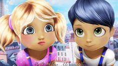 Miraculous Ladybug   Speededit Children Marinette and Adrian
