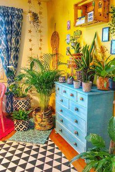 Bohemian House, Bohemian Style Home, Bohemian Living, Bohemian Decor, Bohemian Kitchen, Hippie Bohemian, Bohemian Interior Design, Gypsy Decor, Hippie Home Decor