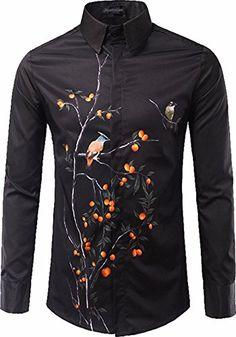 jeansian Men's Creative Printing Button Down Dress Shirts... https://www.amazon.com/dp/B01I9GXTCW/ref=cm_sw_r_pi_dp_gD2GxbDQG0PE3
