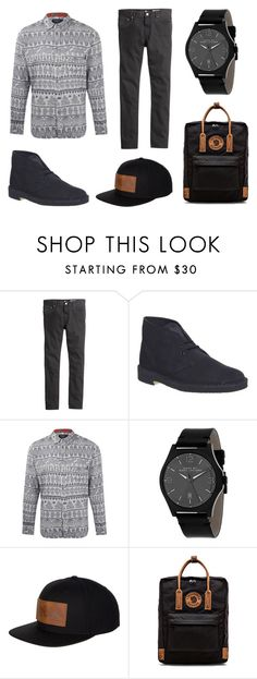 """""""Untitled #10"""" by k-chic on Polyvore featuring Clarks Originals, Paul Smith, Marc Jacobs and Fjällräven"""