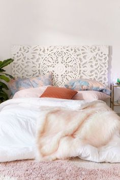 Shop Sienna Headboard at Urban Outfitters today. We carry all the latest styles, colors and brands for you to choose from right here.