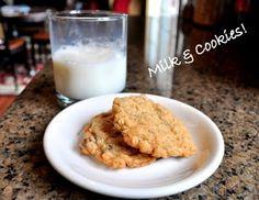 Breakfast Oatmeal cookie