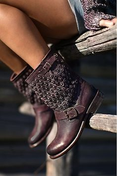 Frye Jenna's. If it were possible to love an inanimate object...