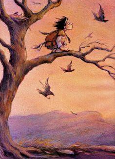 «Vola, Ioa, vola!» | Il·lustració de Daniele Winterhager Text de Jeanette Randerath