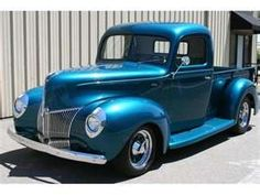 1940s Ford Truck