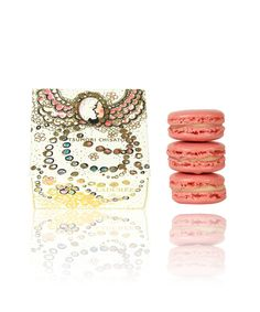 limited edition cherry macaroon's from Ladurée – unfortunately only available this March and not May