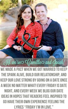 101 categorized dates for married couples! Great ideas for the jar of popsicle sticks.