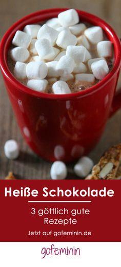 Wir lieben Kakao in allen Varianten! Cereal, Chips, Pudding, Yummy Food, Breakfast, Party, Desserts, Recipes, Christmas