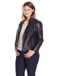 Calvin Klein Women's Plus-Size Moto Jacket, Black, 0X Cal... https://www.amazon.com/dp/B010SQQRV6/ref=cm_sw_r_pi_dp_x_FPXDyb2K3AWAQ
