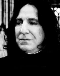 Professor Severus Snape.