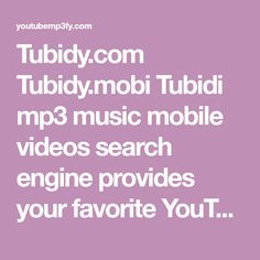 tubidy mobi com free music download