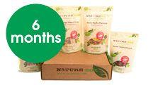 NatureBox snack subscription