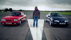 Vauxhall Cavalier Vs Ford Sierra - James May's Cars Of The People - BBC ...
