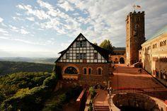 Eisenach, Germany – Wartburg Castle