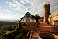 Eisenach, Germany – Wartburg Castle
