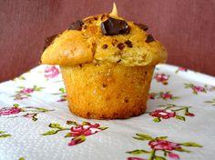 Muffins beurre de cacahuètes pépites de chocolat