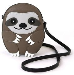 Spice up your life and get your hands on a one of a kind sloth bag! http://all-things-sloth.com/6-sloth-bags-will-absolutely-love/