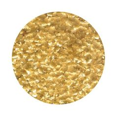 Bulk Metallic Gold Edible Glitter for Decorating Cakes and Cupcakes, Gold Edible Glitter for cookies, cakes, cakepops - 2.5 oz.