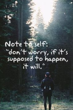 worrying is worthless