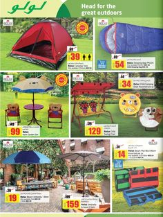 C&ing Equipments Exclusive Deals @ Lulu Enjoy the Special Offer and great discount on your outdoor & Outdoor u0026 Camping Equipments Exclusive Offer @ Carrefour Offer ...