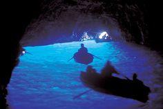 Blue Grotto, Capri, Itlay: